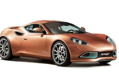 2016 Artega Scalo Electric Sports Car Unveiled