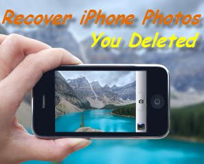 Any Trick to Recover Photos Deleted from iPhone 4s Easily?