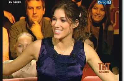2007 12 10 @22H20 - LAURIE CHOLEWA, DIRECT 8, TNT SHOW