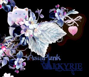 Asian Punk par Valkyrie Designs