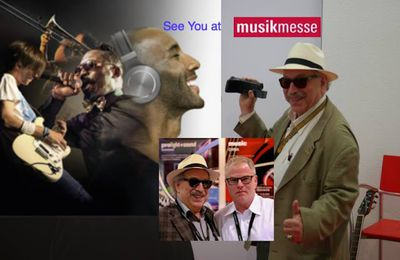 See you at musikmesse and Prolight + Sound 2016!