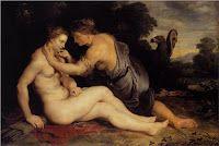 Callisto e l'inganno di Zeus