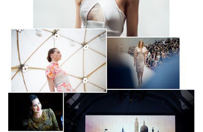 Fashion Week de Londres: les 10 images du jour .....