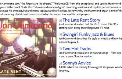 Behind The Beat LATE RENT ASCAP BTB Piece Jon Hammond Multimedia Story