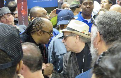 Stevie Wonder Motown Big Influence on Jon Hammond Show Preview 10/31