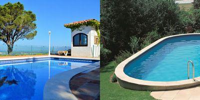 Misterbricolo achète sa première piscine enterrée ...