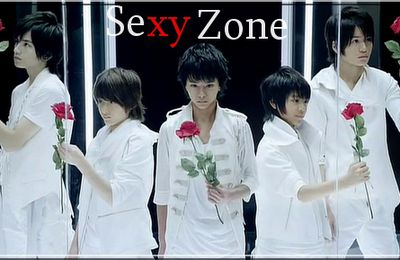 Sexy Zone 1st single: Sexy Zone
