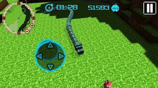 Snakes 3D game