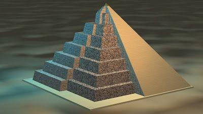 """""""Les pyramides lisses : une autre façon de les construire"""" : une méthode préconisée par Michel Michel"""
