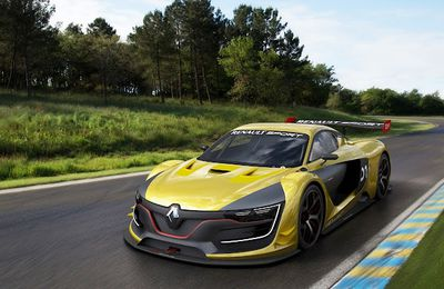 Renault Sport RS 01 Renderings