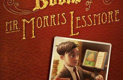 Court 3D : The fantastic flying books of Mr. Morris Lessmore