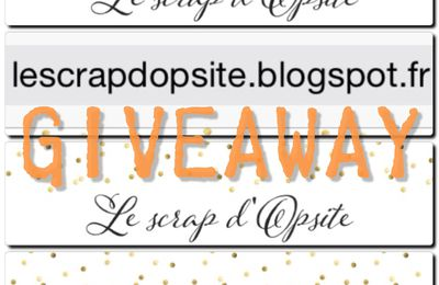 blog candy chez Opsite