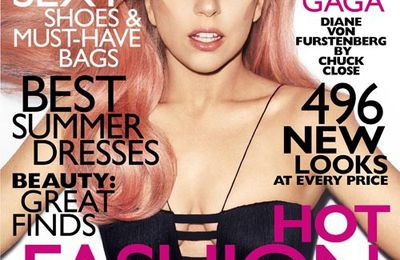 Lady Gaga: NATURAL en Harper's Bazaar