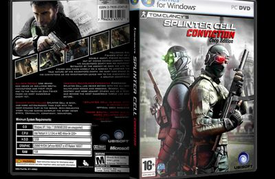 Splinter Cell Conviction Full-Rip [Mediafire] Fortement Compressé