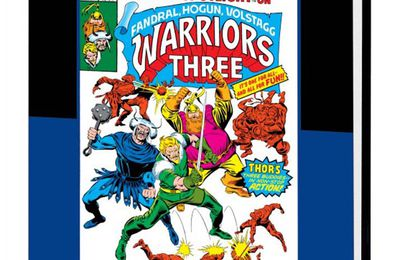 THOR: THE WARRIORS THREE PREMIERE HC