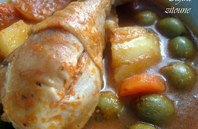 tagine olives stuffed with mince meat
