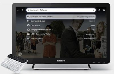 Sony Internet TV: World's First HDTV Powered by Google TV