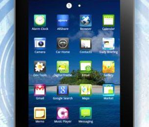 Samsung Galaxy Tab launched: Go Grab it!