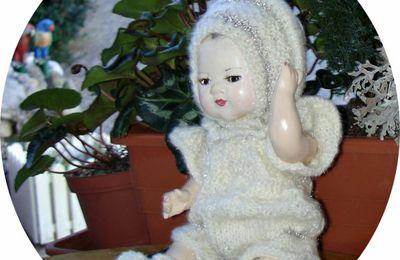 Bambino Petit Frère de Bleuette à la vente (mes créations)suite