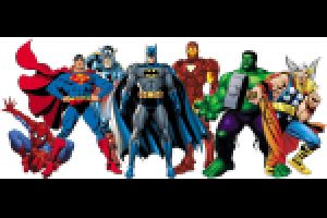 Project 7: create your superhero (6ème)