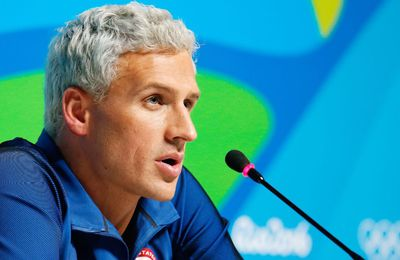 Police: Lochte fabricated story about robbery