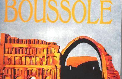 ENARD Mathias, Boussole, lu par l'auteur lui-même