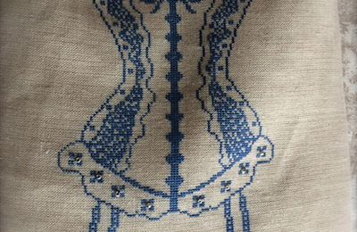 Cartonnage, broderie et couture
