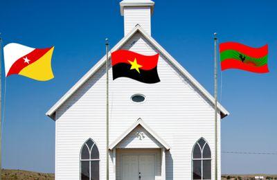 La trilogie FNLA-MPLA-UNITA et les églises protestantes