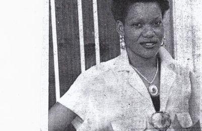Luzolo « Amazone » à 24 ans (en 1979), neuf ans après leur union avec Papa Wemba.