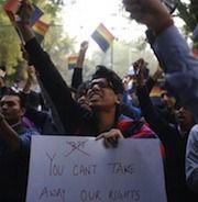 Inde : Homosexualité re-criminalisée