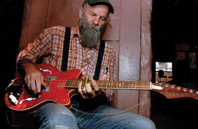 Seasick Steve...bluesman revival!!!