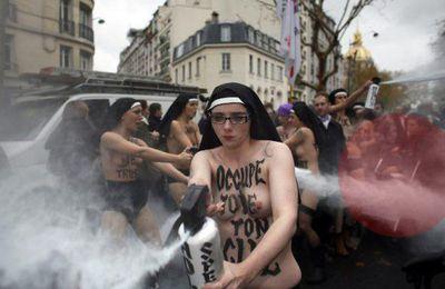 Femen: La Députée Valérie Boyer pose une question écrite au Gouvernement