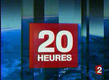 Affaire Alegre - JT 20 H FRANCE 2