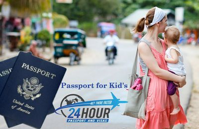 Is Getting a Child's Passport in 24 Hours Possible?