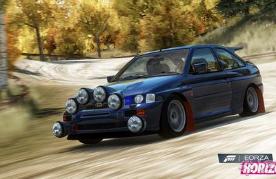 Forza Horizon Rally Expansion Dated and Detailed