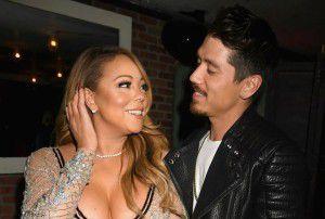 Mariah Carey queimado vestido de casamento por causa de nulidade