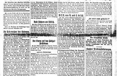 Rote Fahne, originaux à consulter sur le net. En contre-point à Rosa Luxemburg.