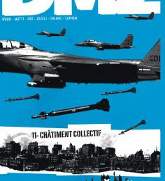 DMZ, Tome 11 - Châtiment collectif (WOOD & BURCHIELLI)