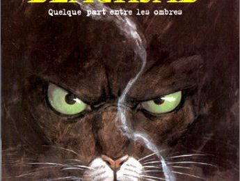 Critique BD - Blacksad