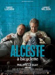 ALCESTE A BICYCLETTE De Philippe LE GAY