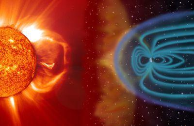 l'influence du Soleil sur l'humain et notament des explosions solaires