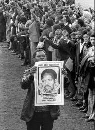 L'apartheid en Afrique du Sud... en chanson.