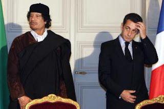 """Les dessous sulfureux de certaines politiques - Kadhafi et ses """"ennemis"""""""