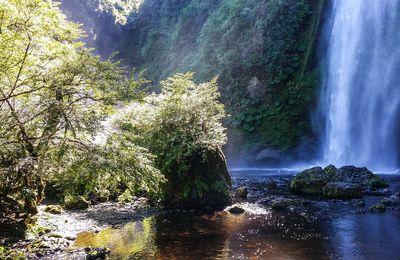 Cascades de Tocoihue - Dalcahue, Chiloé