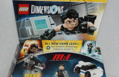 71248 - Mission Impossible / Level Pack - Mission: Impossible
