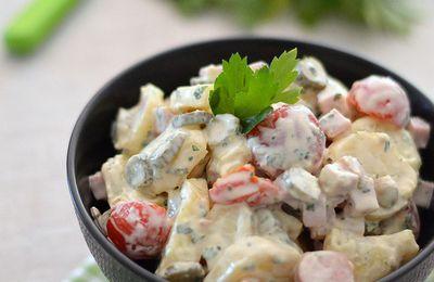 Salade Piémontaise à ma façon