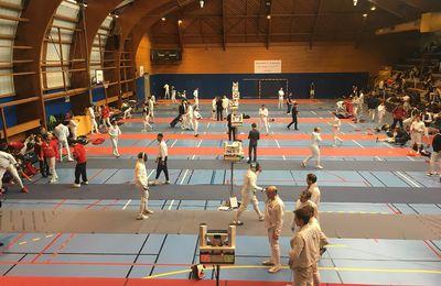 Circuit Venissieux: Résultats à mi-parcours