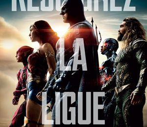 Justice League (2017) de Zack Snyder