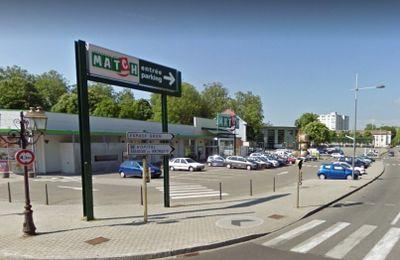 CERNAY : Valise suspecte : un supermarché évacué