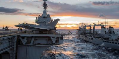 """Le porte-avions Charles-de-Gaulle de retour """"dans les prochains jours"""" à Toulon"""